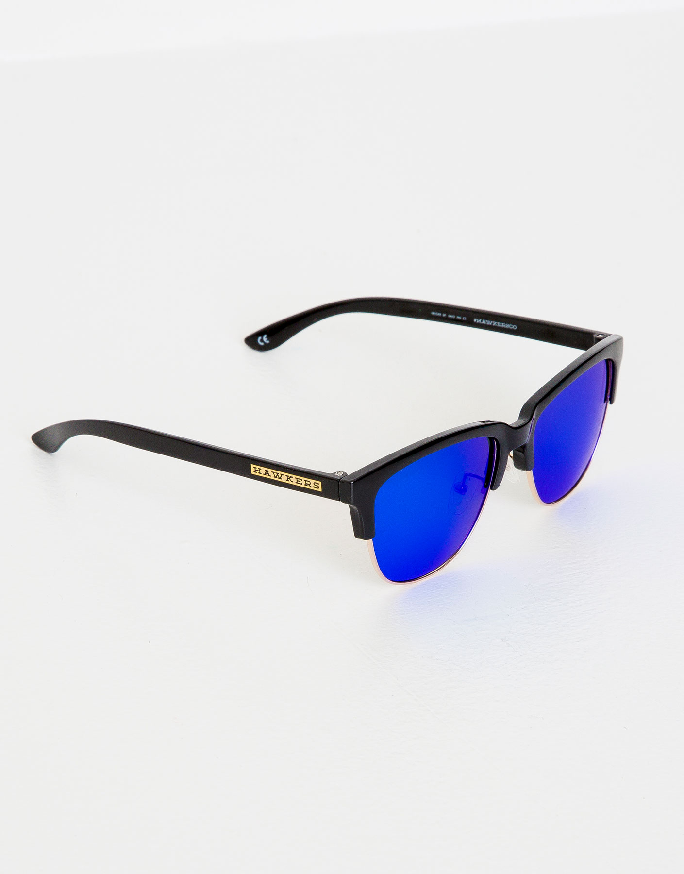 Hawkers diamond black sky classic sunglasses