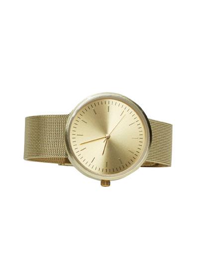 Minimal watch