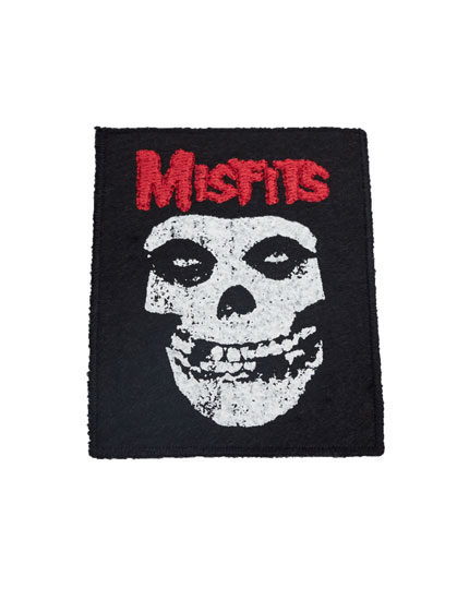Rock patch - Misfits