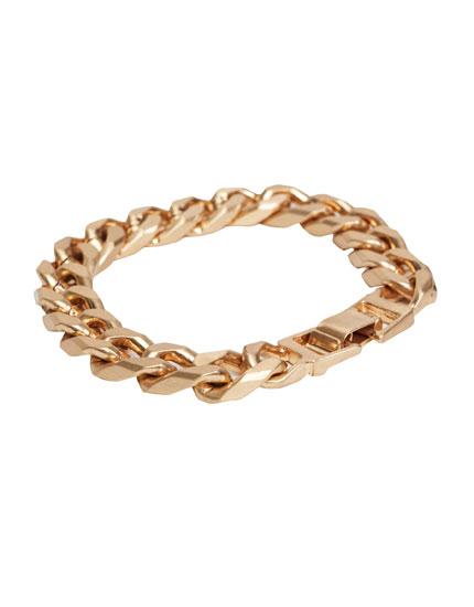 Gold-toned bracelet