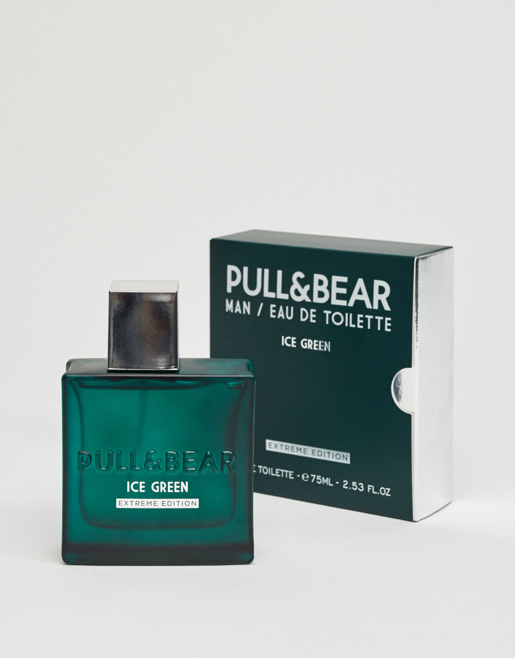 Eau de toilette Pull & Bear extreme edition 75 ml