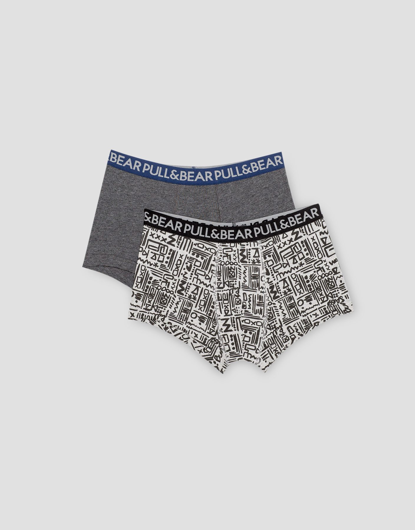 Lot de boxers style tribal