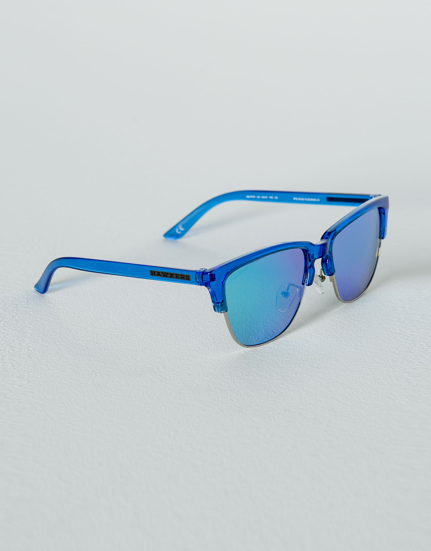 Occhiali Da Sole Hawkers Sea Clear Blue Classic