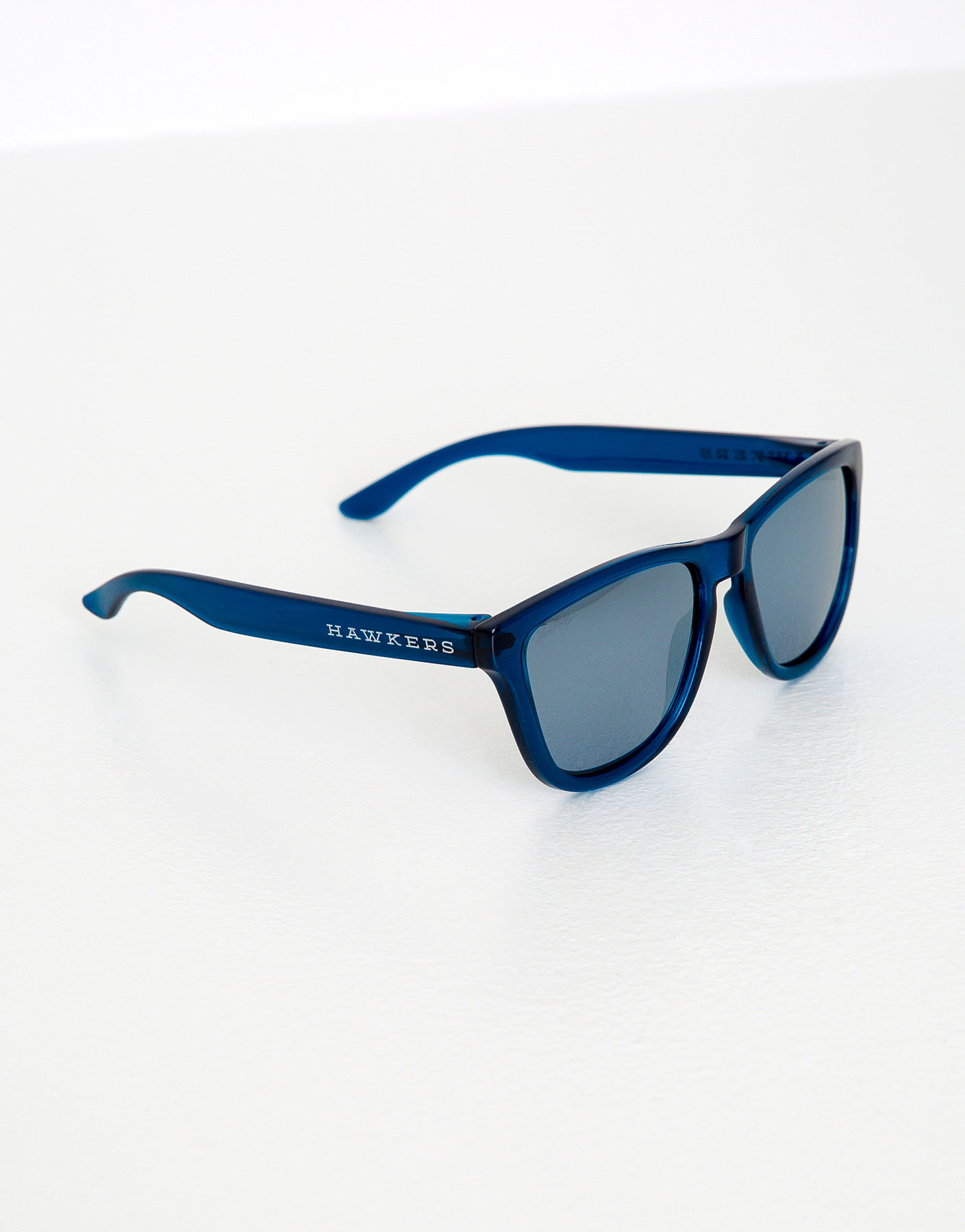 Hawkers blue chrome one sunglasses