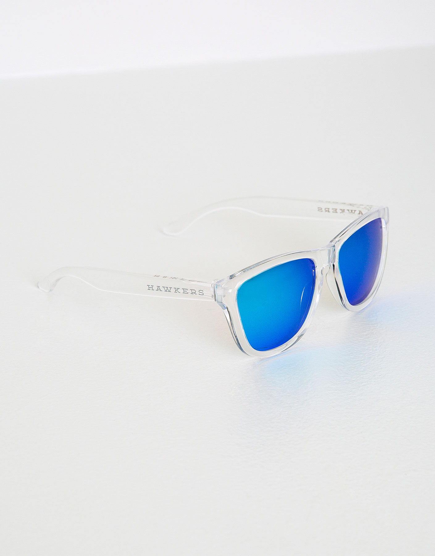 Lentes de sol hawkers air clear blue one