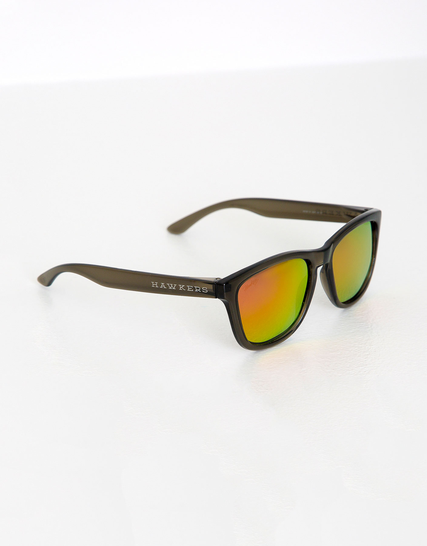 Lentes de sol hawkers crystal black nebula one