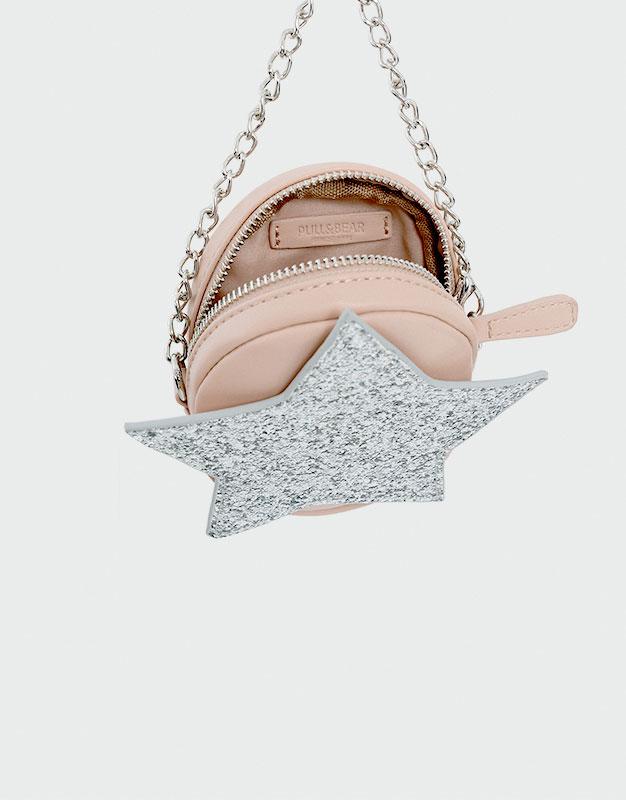 Star coin purse