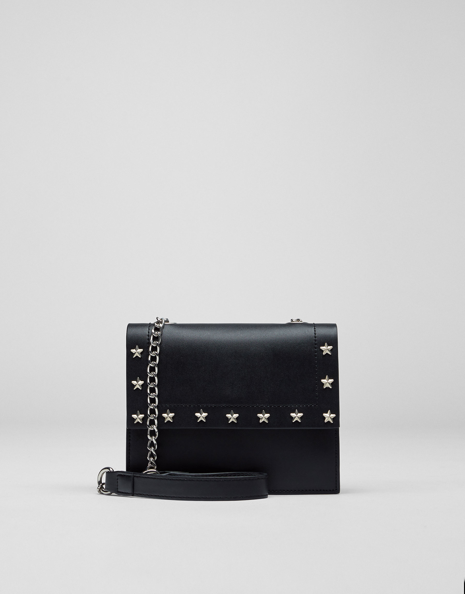 Stars detail crossbody bag