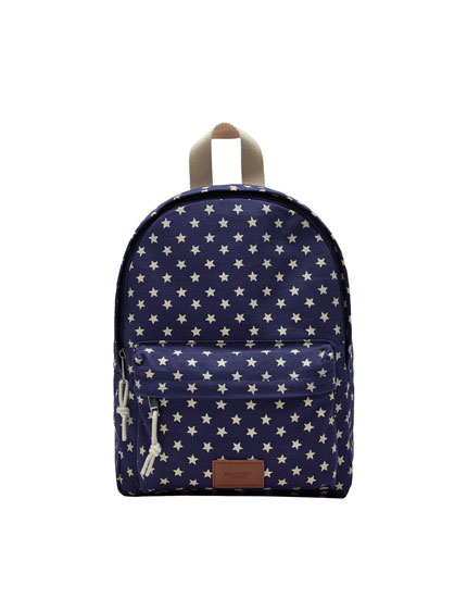 Mini stars backpack