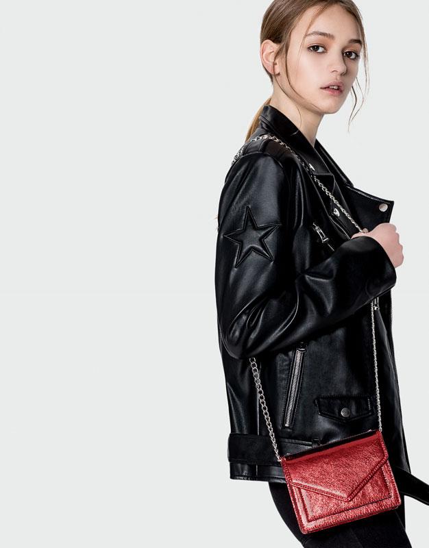 Mini evening crossbody bag