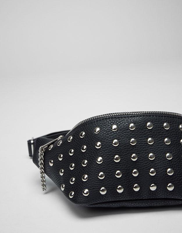 Appliqués belt bag