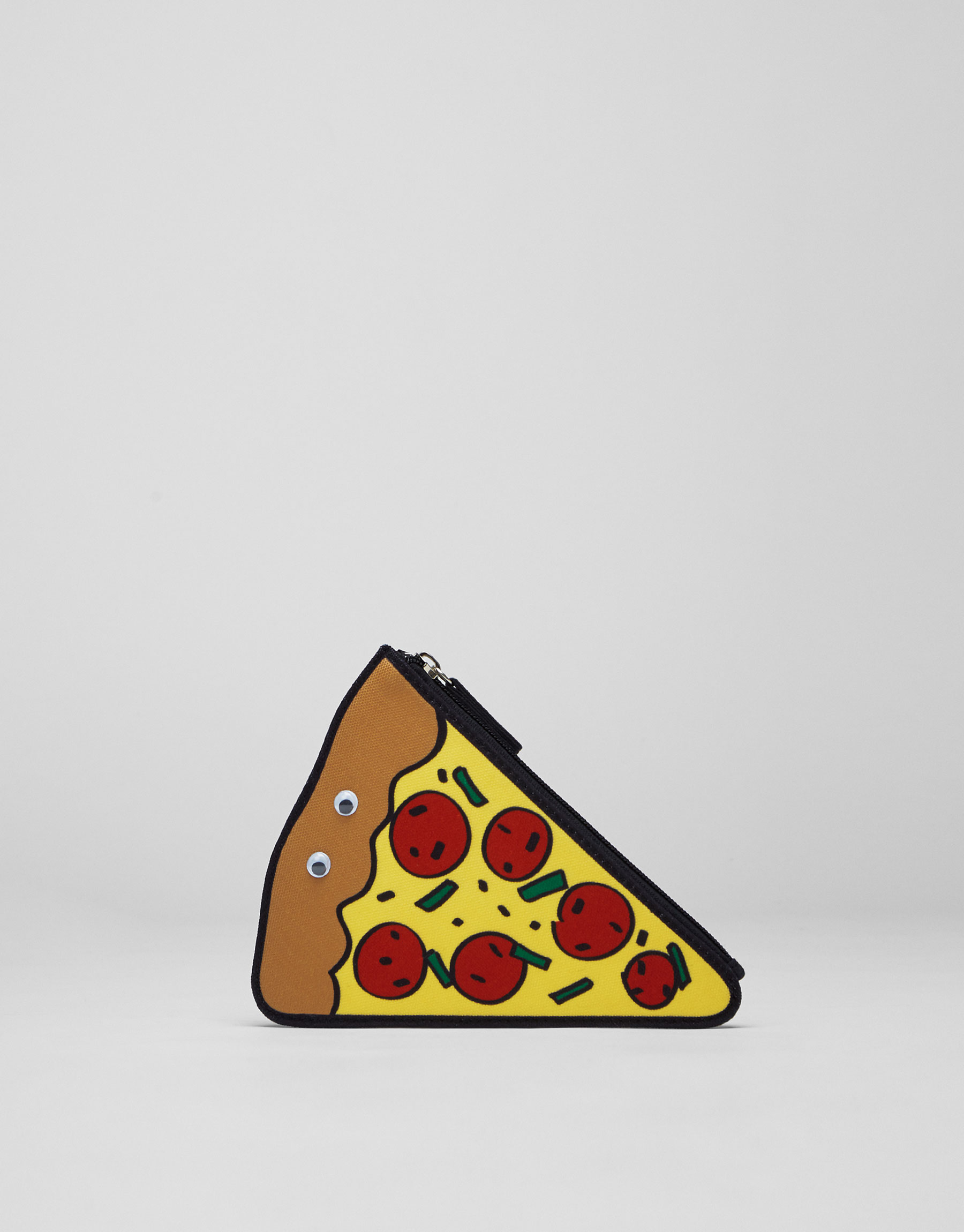 Pizza coin purse