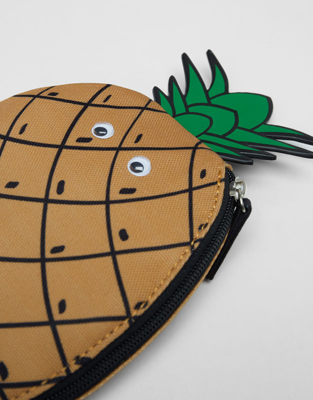Pineapple coin purse
