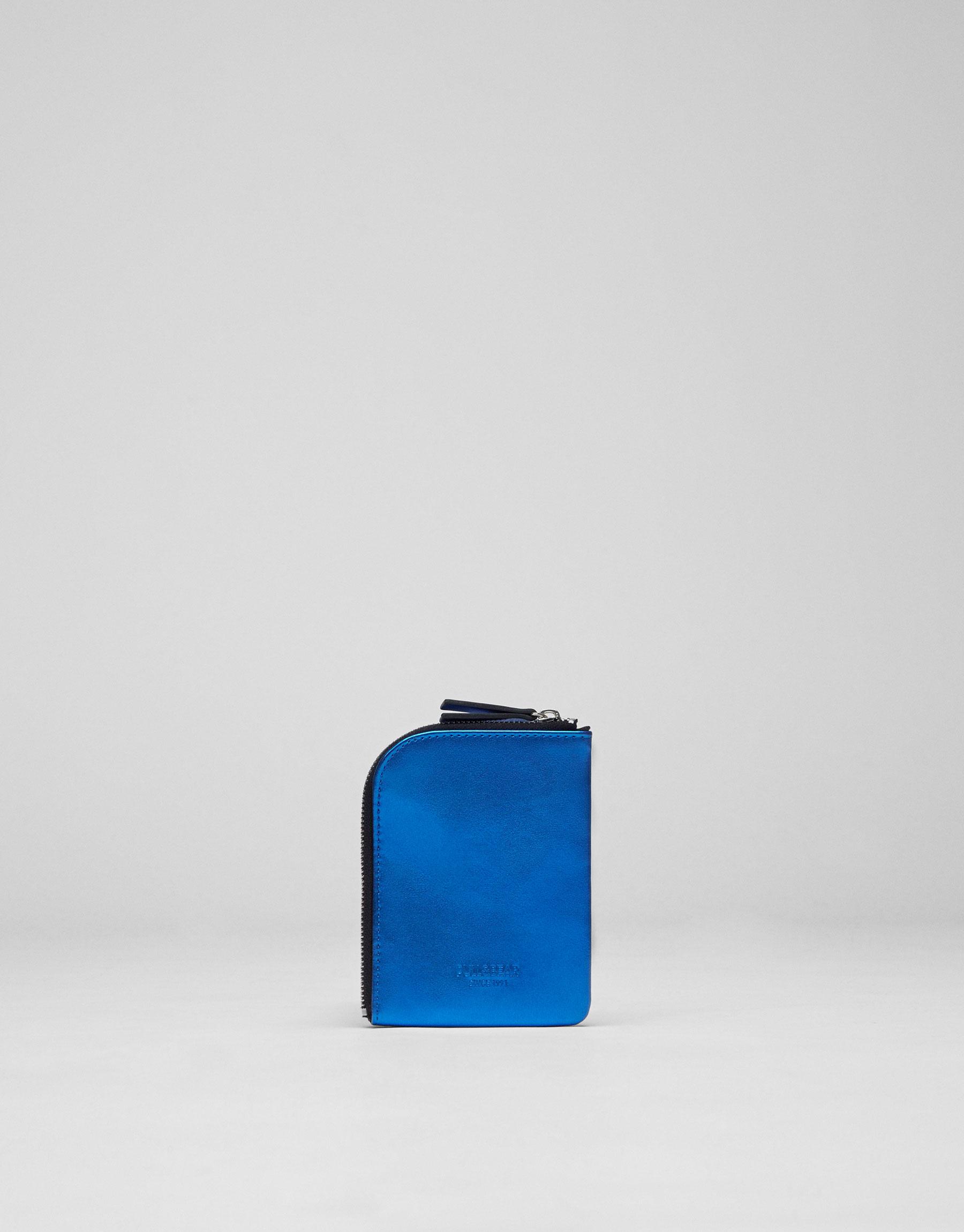 Colourful purse