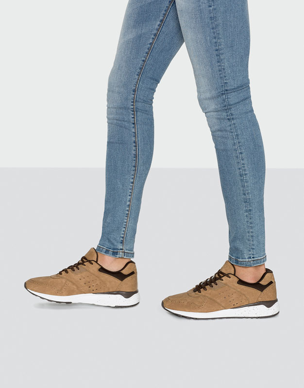 Urbaner Sneaker