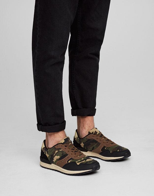 Urban fashion jogging sneakers