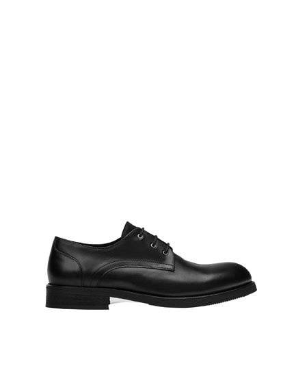 Smart leather shoes