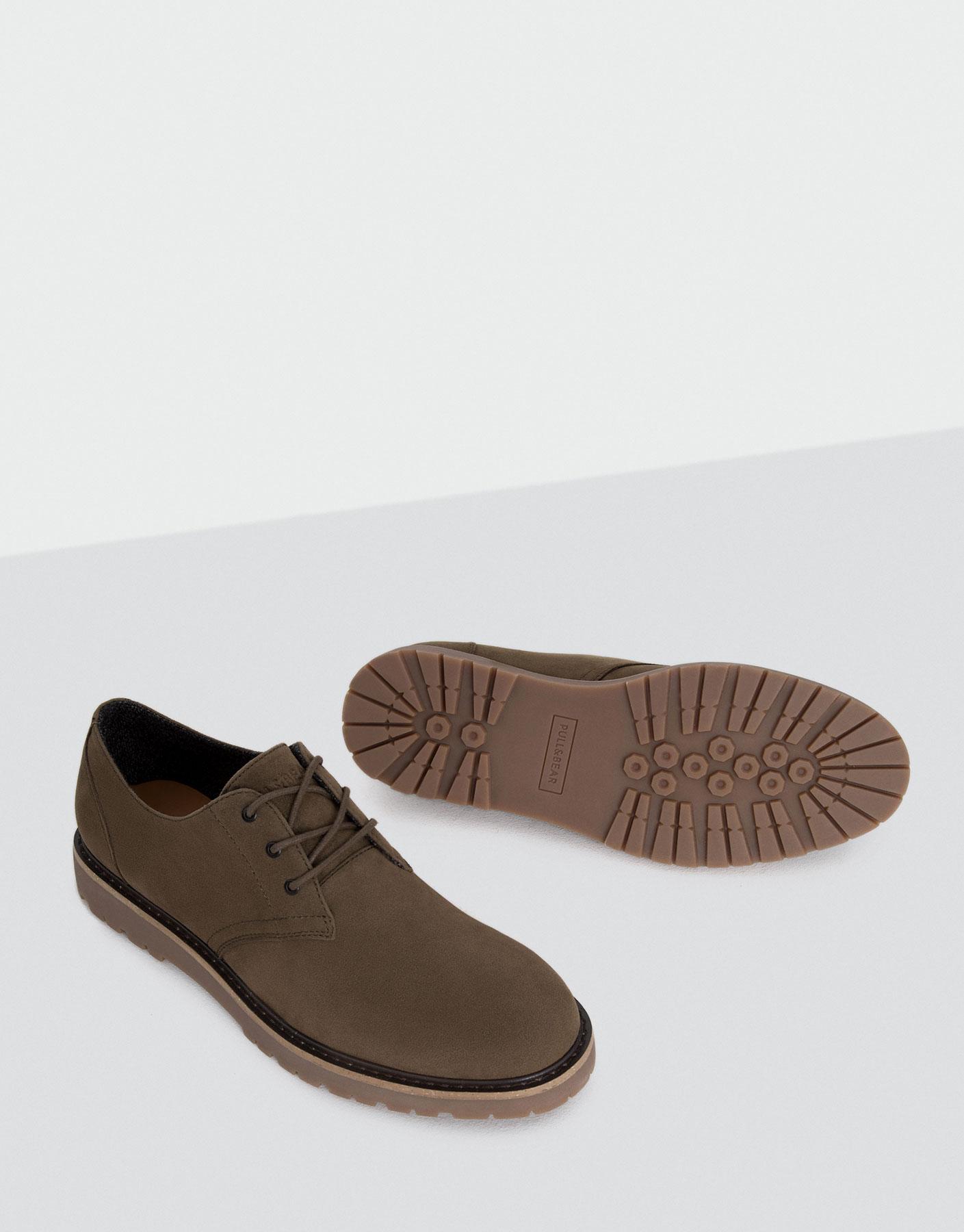 Äärisega moekad kingad