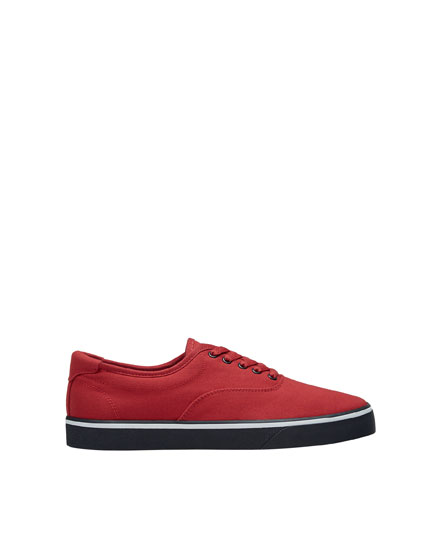 Tennis red