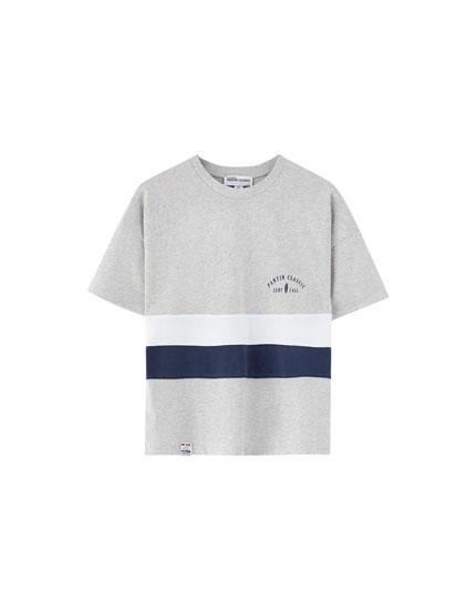 Camiseta paneles Pantín Classic