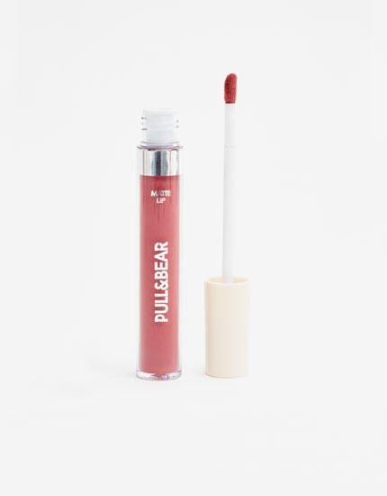 Matte lipstick - Russet