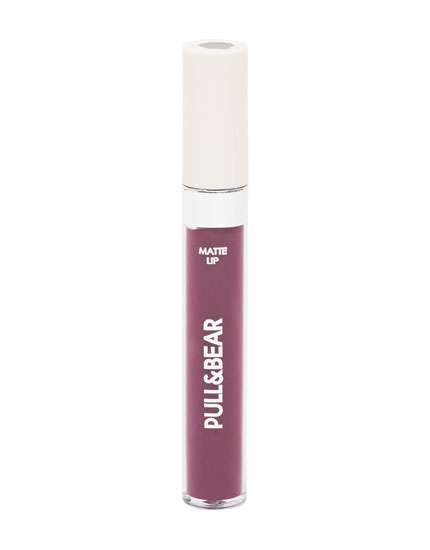 Matte lip colour - Adoration Burgundy