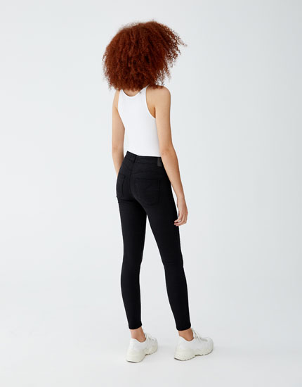 Push-up jeans skinny fit