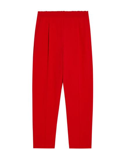 Basic jogging trousers