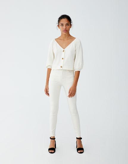 Highwaist super skinny fit jeans