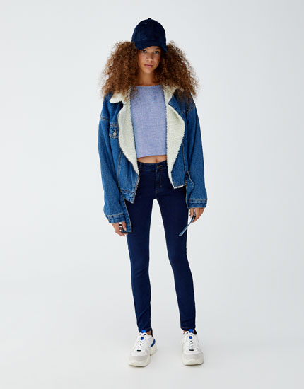 Jeans comfy fit