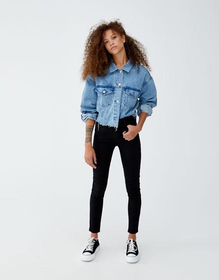 Comfy fit jeans