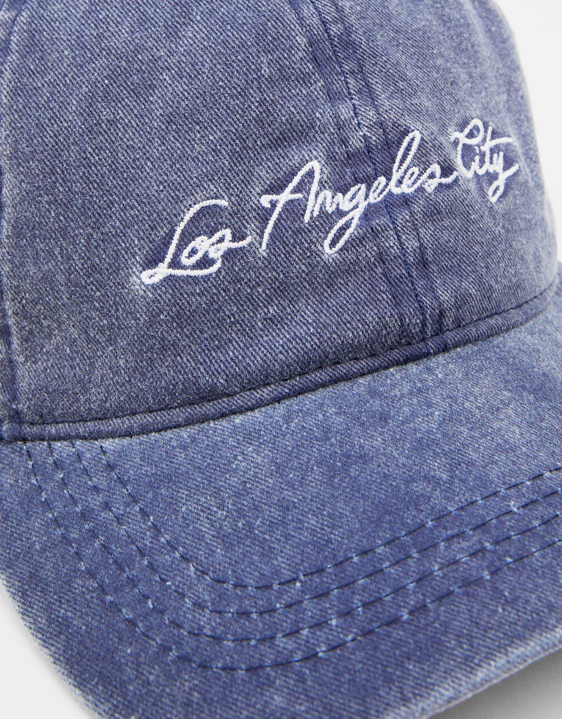 Gorra Los Ángeles City - PULL BEAR 63b6109c5c5