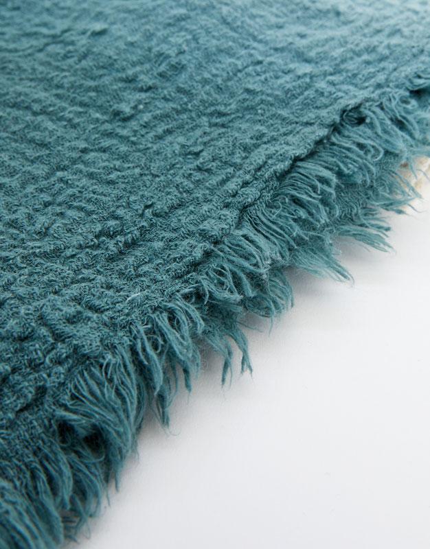 Pull & Bear - Zweifarbiges Halstuch aus Baumwolle - 2