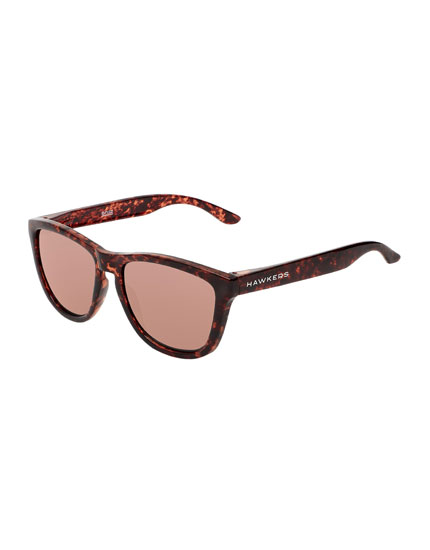 Hawkers Carey Rose Gold One Sunglasses