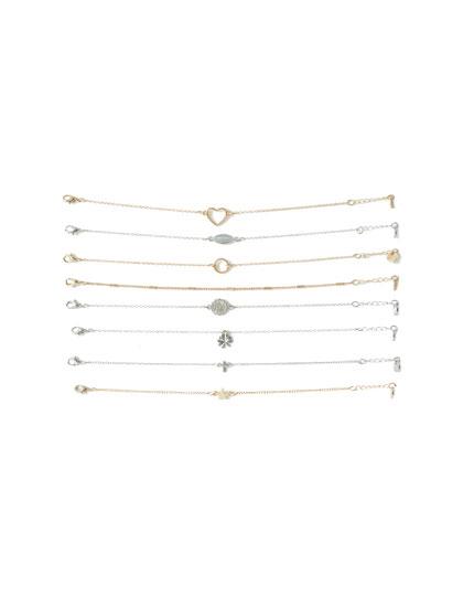 Symbol bracelets