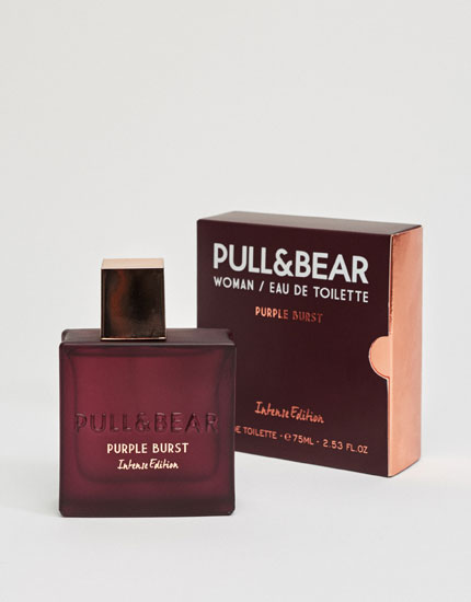 Eau de toilette Pull&Bear Purple Burst 75ml