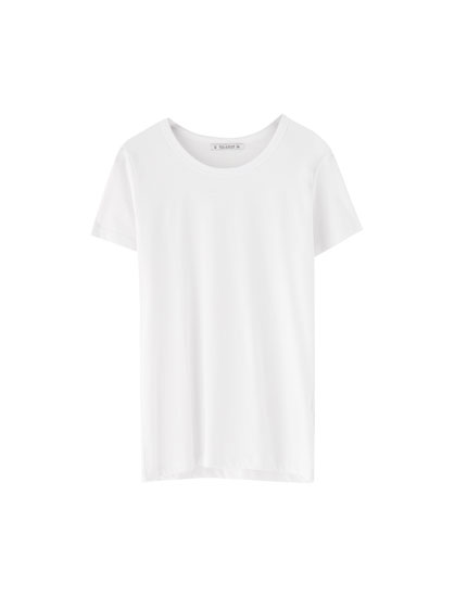 T-shirt basic bord large