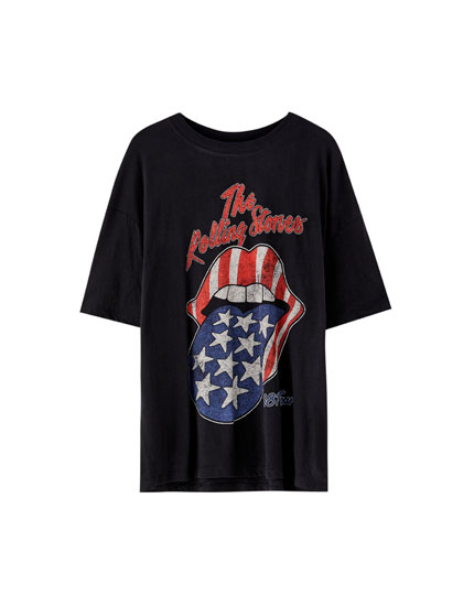 Rolling Stones USA T-shirt