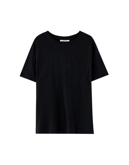 Basic oversized T-shirt