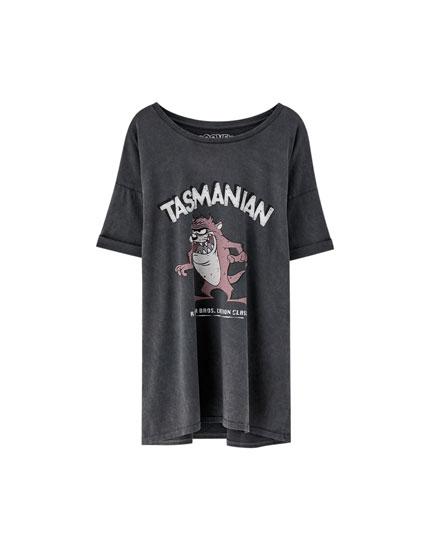 T-shirt diable de Tasmanie
