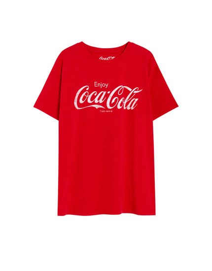 Playera Coca-Cola