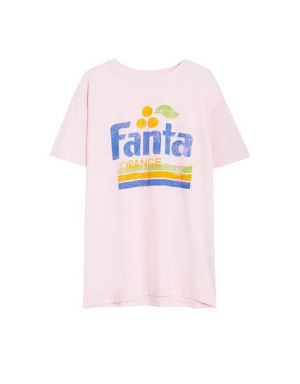 Vintage T-shirt Fanta