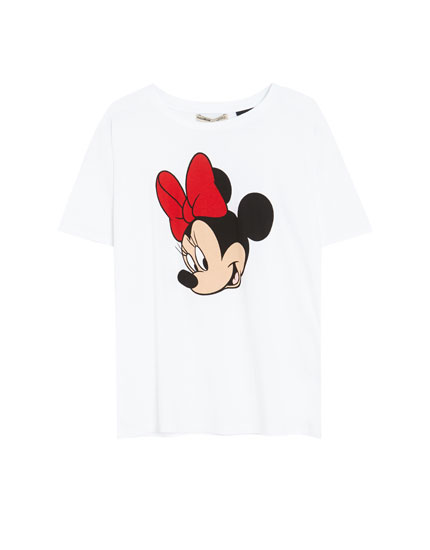 Kortærmet t-shirt - Minnie