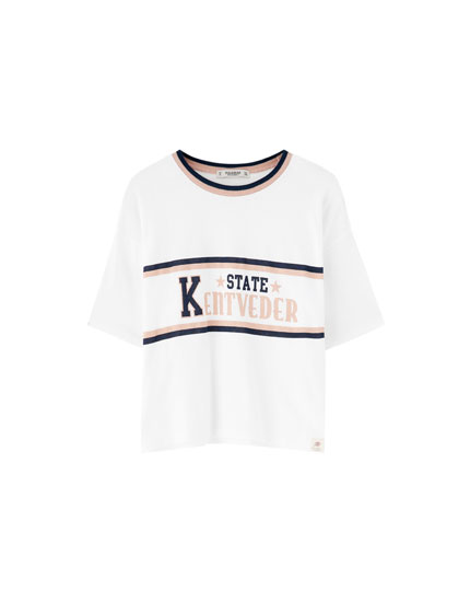 T-shirt 'Kentucky'