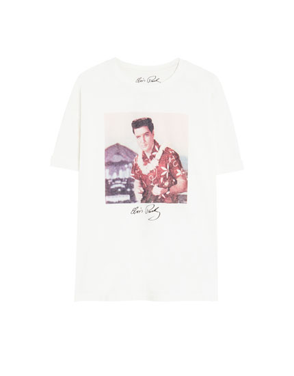 Shirt Elvis Presley
