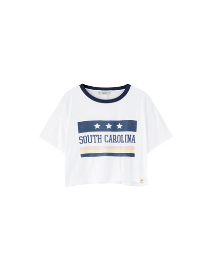"Tricou ""South Carolina"""