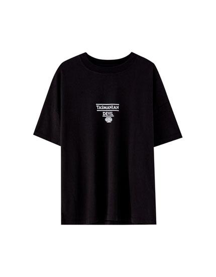 Camiseta Diablo de Tasmania
