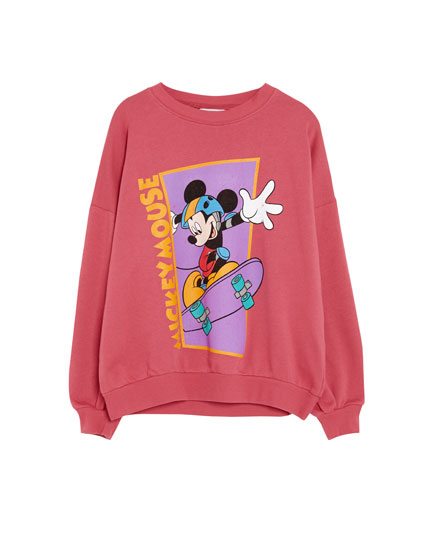 Mickey Mouse Summer Skate sweatshirt