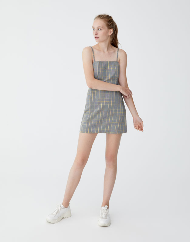 Robe short pull and bear