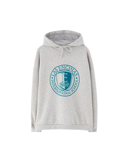 Elite varsity sweatshirt